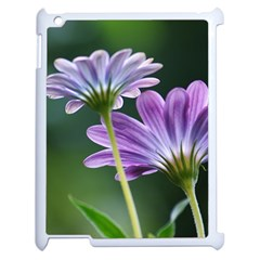 Flower Apple Ipad 2 Case (white) by Siebenhuehner