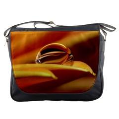 Waterdrop Messenger Bag by Siebenhuehner