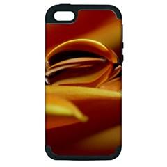 Waterdrop Apple Iphone 5 Hardshell Case (pc+silicone) by Siebenhuehner