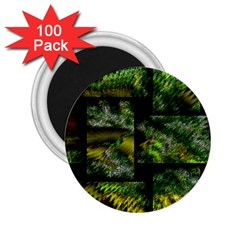 Modern Art 2 25  Button Magnet (100 Pack) by Siebenhuehner