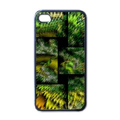 Modern Art Apple Iphone 4 Case (black) by Siebenhuehner