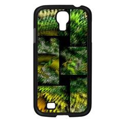 Modern Art Samsung Galaxy S4 I9500/ I9505 Case (black) by Siebenhuehner