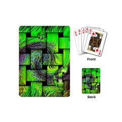 Modern Art Playing Cards (mini) by Siebenhuehner