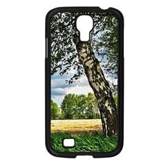 Trees Samsung Galaxy S4 I9500/ I9505 Case (black) by Siebenhuehner