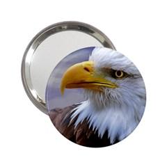 Bald Eagle Handbag Mirror (2 25 ) by Siebenhuehner