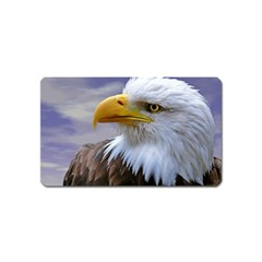 Bald Eagle Magnet (name Card) by Siebenhuehner