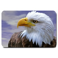 Bald Eagle Large Door Mat by Siebenhuehner