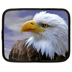 Bald Eagle Netbook Case (xxl) by Siebenhuehner