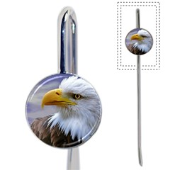 Bald Eagle Bookmark by Siebenhuehner