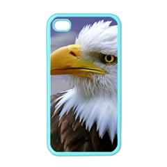 Bald Eagle Apple Iphone 4 Case (color) by Siebenhuehner
