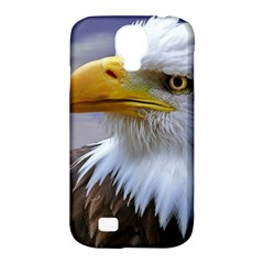 Bald Eagle Samsung Galaxy S4 Classic Hardshell Case (pc+silicone) by Siebenhuehner