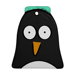 Penguin Bell Ornament by PaolAllen