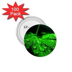 Waterdrops 1 75  Button (100 Pack) by Siebenhuehner