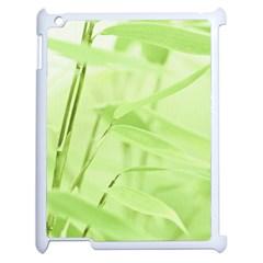 Bamboo Apple iPad 2 Case (White) by Siebenhuehner