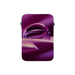 Waterdrop Apple Ipad Mini Protective Soft Case by Siebenhuehner