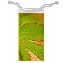 Leaf Jewelry Bag by Siebenhuehner