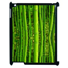Bamboo Apple Ipad 2 Case (black) by Siebenhuehner
