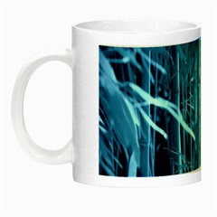 Blue Bamboo Glow in the Dark Mug by Siebenhuehner