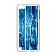 Blue Bamboo Apple Ipod Touch 5 Case (white) by Siebenhuehner
