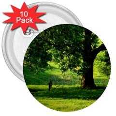 Trees 3  Button (10 Pack) by Siebenhuehner
