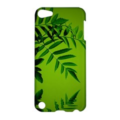 Leaf Apple Ipod Touch 5 Hardshell Case by Siebenhuehner