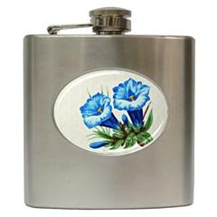 Enzian Hip Flask by Siebenhuehner