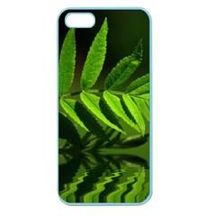 Leaf Apple Seamless Iphone 5 Case (color) by Siebenhuehner