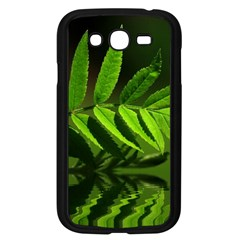 Leaf Samsung Galaxy Grand Duos I9082 Case (black) by Siebenhuehner
