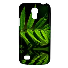 Leaf Samsung Galaxy S4 Mini Hardshell Case  by Siebenhuehner