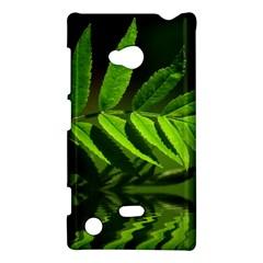 Leaf Nokia Lumia 720 Hardshell Case by Siebenhuehner