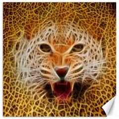Jaguar Electricfied Canvas 20  X 20  (unframed)