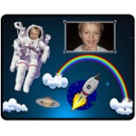 Blast-Off medium blanket - Fleece Blanket (Medium)