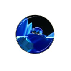 Waterdrop Golf Ball Marker (for Hat Clip) by Siebenhuehner