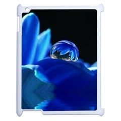 Waterdrop Apple Ipad 2 Case (white) by Siebenhuehner
