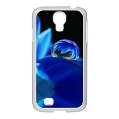 Waterdrop Samsung Galaxy S4 I9500/ I9505 Case (white) by Siebenhuehner