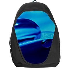 Waterdrops Backpack Bag