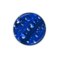 Waterdrops Golf Ball Marker 10 Pack (for Hat Clip) by Siebenhuehner