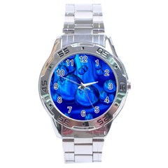 Magic Balls Stainless Steel Watch (men s) by Siebenhuehner