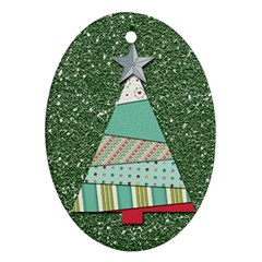 Oh Christmas Tree Oval Ornament by Contest1673713