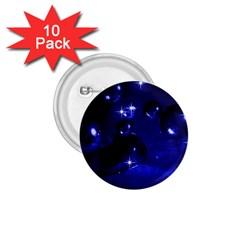 Blue Dreams 1 75  Button (10 Pack) by Siebenhuehner