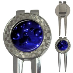 Blue Dreams Golf Pitchfork & Ball Marker