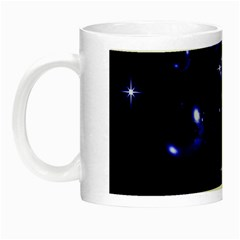 Blue Dreams Glow In The Dark Mug by Siebenhuehner