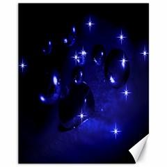 Blue Dreams Canvas 11  x 14  (Unframed)