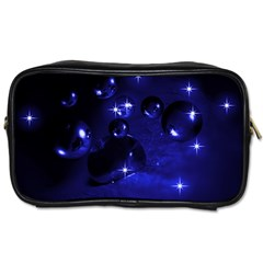 Blue Dreams Travel Toiletry Bag (two Sides) by Siebenhuehner