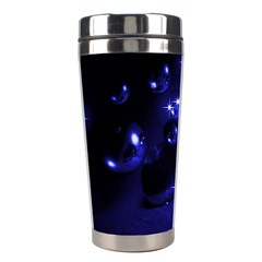 Blue Dreams Stainless Steel Travel Tumbler by Siebenhuehner