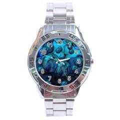 Magic Balls Stainless Steel Watch (men s) by Siebenhuehner