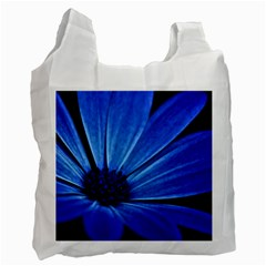 Flower Recycle Bag (two Sides) by Siebenhuehner