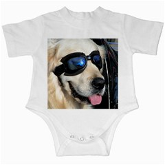 Cool Dog  Infant Bodysuit by Siebenhuehner