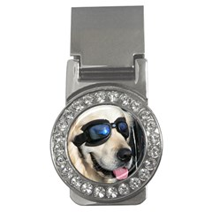 Cool Dog  Money Clip (cz) by Siebenhuehner