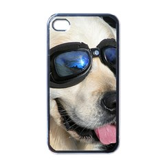 Cool Dog  Apple iPhone 4 Case (Black)